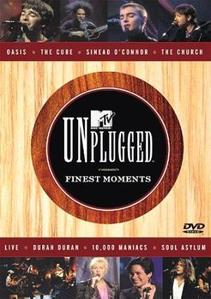 [DVD] V.A. / Finest Moments - MTV Unplugged