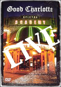 [DVD] Good Charlotte / Live At Brixton Academy