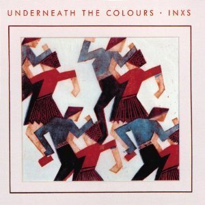 INXS / Underneath The Colours (2011 REMASTERED) (미개봉)
