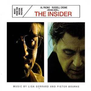 O.S.T. (Lisa Gerrard) / The Insider (인사이더) (미개봉)