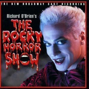 O.S.T. (Musical) / The Rocky Horror Show - The New Broadway Cast Recording (록키 호러 쇼) (미개봉)
