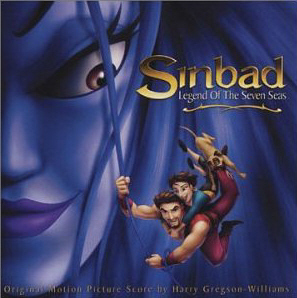 O.S.T. / Sinbad: Legend Of The Seven Seas (신밧드 - 7대양의 전설) (미개봉)