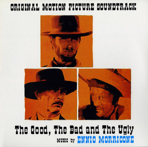 [LP] O.S.T. (Ennio Morricone) / The Good, The Bad & The Ugly (석양의 무법자) (180g, 2LP) (미개봉)