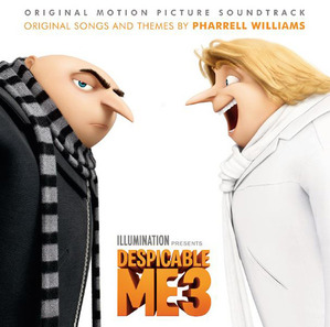 O.S.T. / Despicable Me 3 (슈퍼 배드 3) (홍보용)