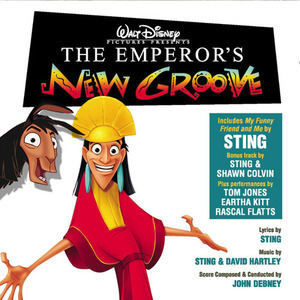 O.S.T. / Emperor's New Groove (쿠스코? 쿠스코!) (CD+VCD, 홍보용)