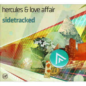 Hercules & Love Affair / Sidetracked (2CD, DIGI-PAK)