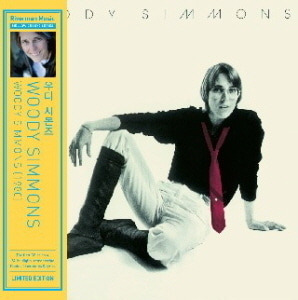 Woody Simmons / Woody Simmons (LP MINIATURE)