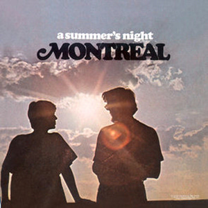 Montreal / A Summer's Night (LP MINIATURE)