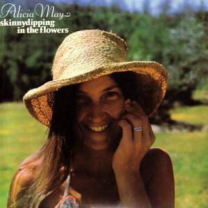 Alicia May / Skinnydipping In The Flowers (LP MINIATURE, 미개봉)