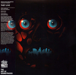[LP] John Carpenter & Alan Howarth / They Live (미개봉)