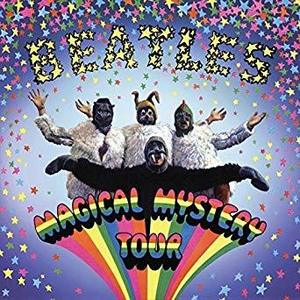 The Beatles / Magical Mystery Tour (Blu-Ray+DVD+2LP, BOX SET, 미개봉)