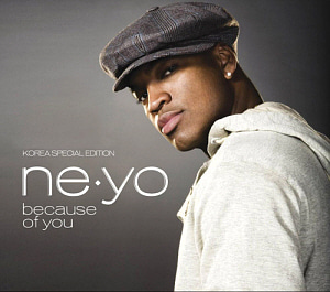 Ne-Yo / Because Of You (CD+DVD Special Edition, 홍보용)