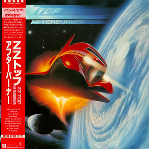 [LP] ZZ Top / Afterburner