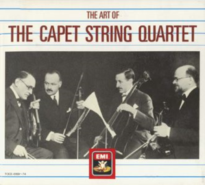The Art of The Capet String Quartet (6CD, BOX SET)