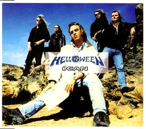 Helloween / I Can (SINGLE)