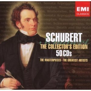 V.A. / 슈베르트 컬렉터스 에디션 (Schubert Collector's Edition) (50CD, BOX SET)