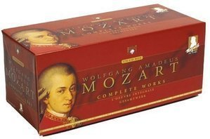 V.A. / 모차르트 작품 전집 Mozart: Complete Works (170CD+CD-Rom) (BOX SET)