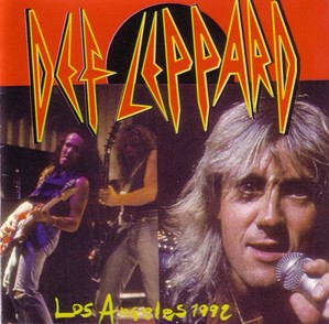 Def Leppard / Los Angeles 1992 (BOOTLEG LIVE)