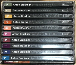 Lorin Maazel / Bruckner: 10 Symphonies (11CD, BOX SET)