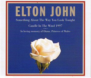 Elton John / Something About The Way You Look Tonight / Candle In The Wind 1997 (미개봉)