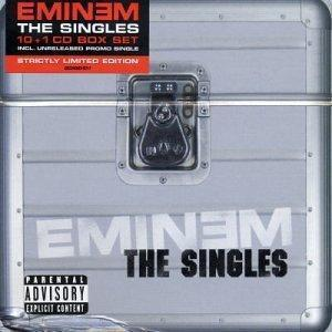 Eminem / International Singles (11CD, BOX SET)
