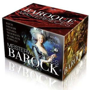 V.A. / 바로크 마스터피스 (Baroque Masterpieces) (60CD, BOX SET)