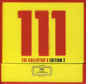 DG 111 The Collector's Edition 2 (DG 111주년 기념반 2) (56CD, BOX SET, 미개봉)