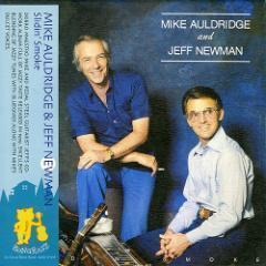 Mike Auldridge & Jeff Newman / Slidin' Smoke (LP MINIATURE, 미개봉)