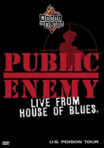 [DVD] Public Enemy / Live From House Of Blues (미개봉)