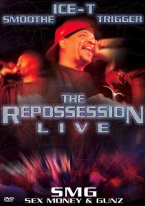 [DVD] Ice-T & SMG / Repossession Live (미개봉)